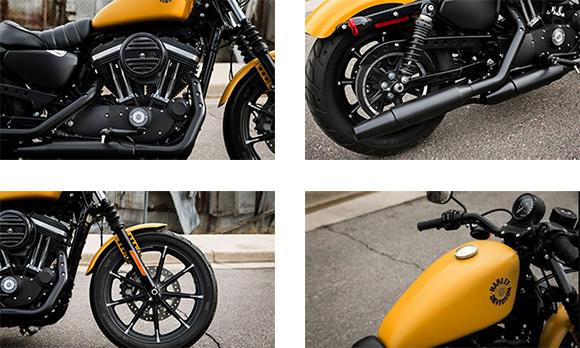 2019 Iron 883 Harley-Davidson Sportster Bike Specs