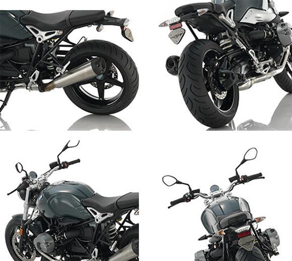 BMW 2018 R nine T Pure Heritage Bike Specs