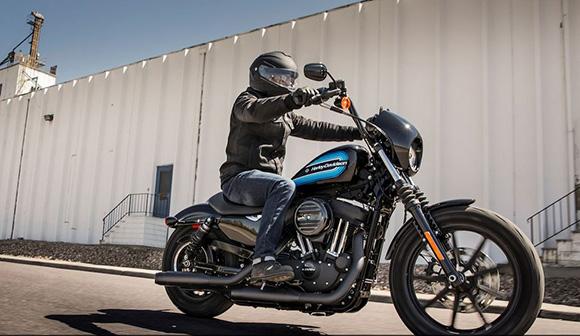 Harley-Davidson 2019 Iron 1200 Sportster