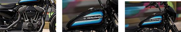 Harley-Davidson 2019 Iron 1200 Sportster Specs