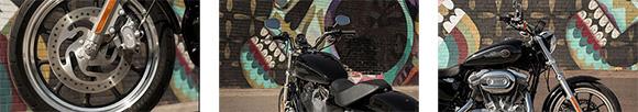 SuperLow 2019 Harley-Davidson Sportster Motorcycle Specs