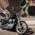 SuperLow 2019 Harley-Davidson Sportster Motorcycle