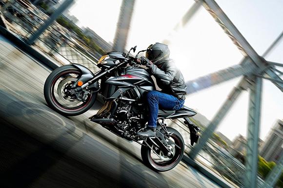 Suzuki 2018 GSX-S750 & GSX-S750Z Sports Bike