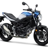 Suzuki 2018 SV650 & SV650 ABS Urban Sports Bike