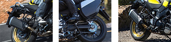 Suzuki 2018 V-Strom 1000 & V-Strom 1000XT Adventure Bike Specs