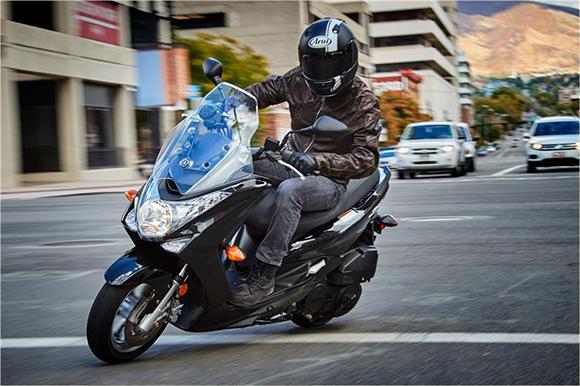Yamaha SMAX 2018 Scooter