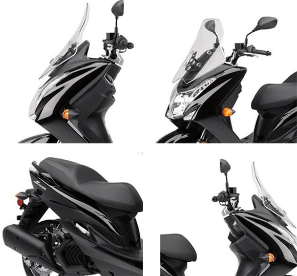 Yamaha SMAX 2018 Scooter Specs