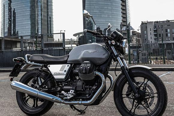Moto Guzzi V7 III Milano 2018 Classic Motorcycle