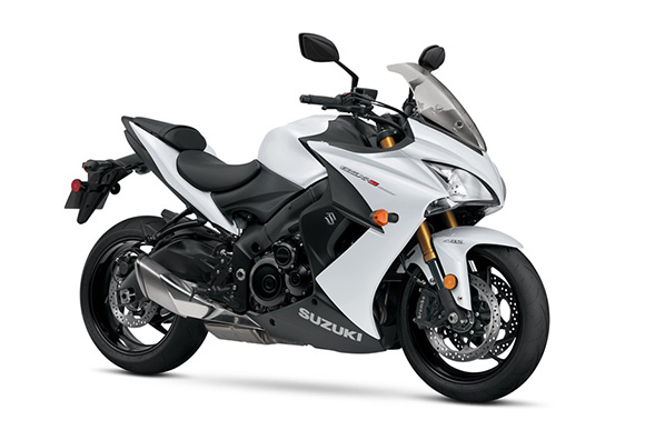 Suzuki 2018 GSX-S1000 ABS & GSX-S1000F ABS