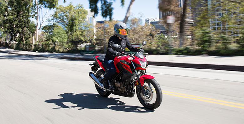 2018 CB300F Honda Sports Bike