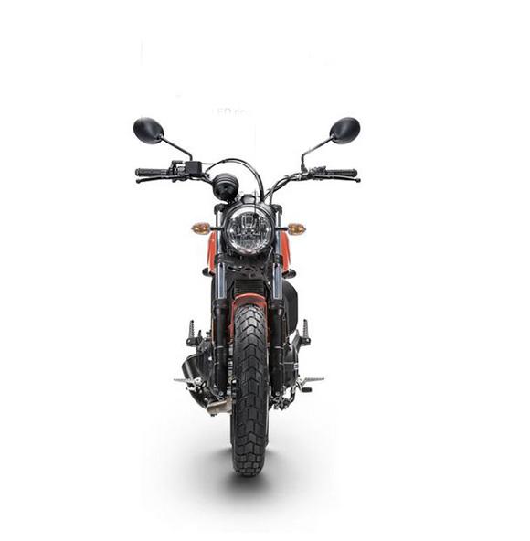 2018 Ducati Sixty2 Scrambler