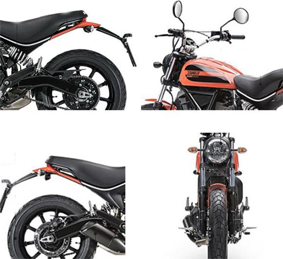 2018 Ducati Sixty2 Scrambler Specs