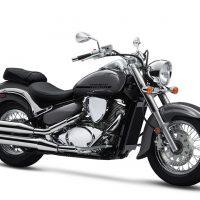 2018 Suzuki Boulevard C50 & C50T Cruisers Motorcycle