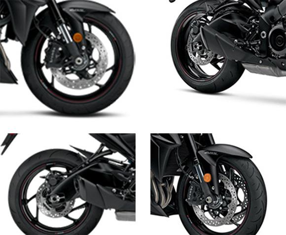 2018 Suzuki GSX-S1000Z Urban Sports Motorcycle Specs