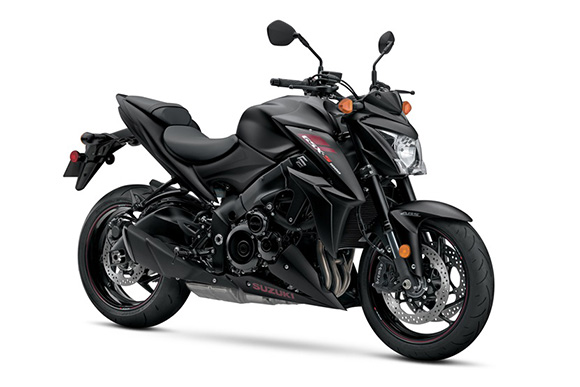 2018 Suzuki GSX-S1000Z Urban Sports Motorcycle