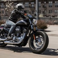 2019 Harley-Davidson 1200 Custom Sportster