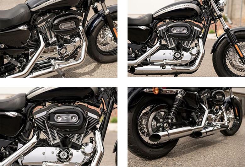 2019 Harley-Davidson 1200 Custom Sportster Specs