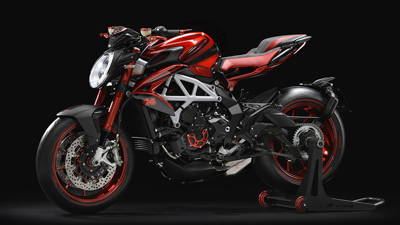 2018 Brutale 800 RR LH44 MV Agusta Naked Sports Bike
