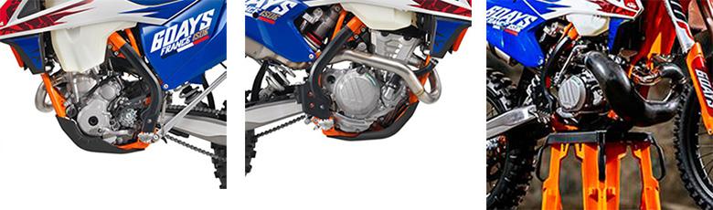 2018 KTM 450 EXC-F Six Days Dirt Bike Specs
