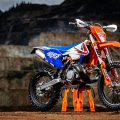2018 KTM 450 EXC-F Six Days Dirt Bike