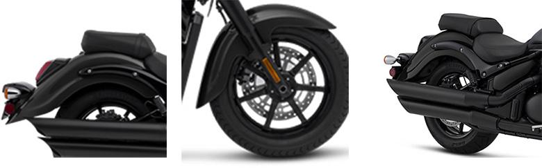 2018 Suzuki Boulevard C90 BOSS Cruiser Motorcycle Specs