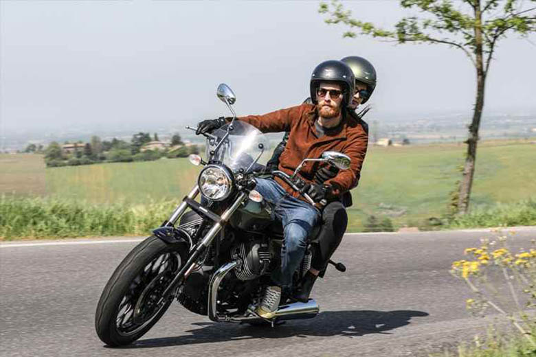 2018 V9 Roamer Moto Guzzi Custom Bike