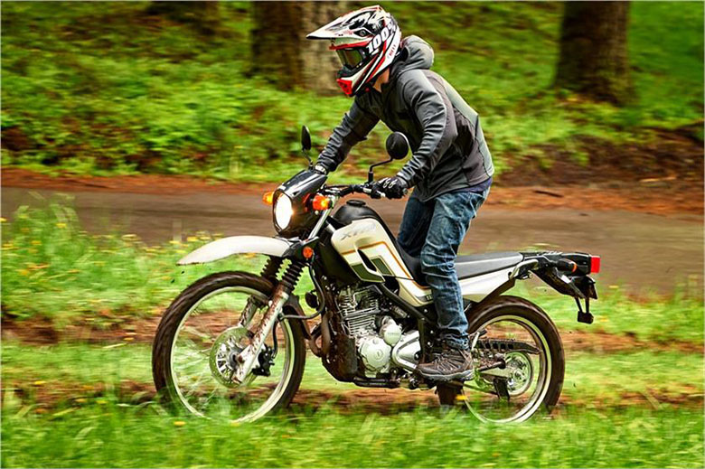 2018 Yamaha XT250 Dual Sports Bike