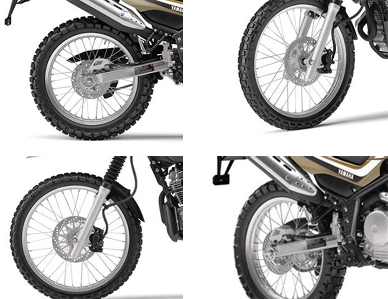 2018 Yamaha XT250 Dual Sports Bike Specs