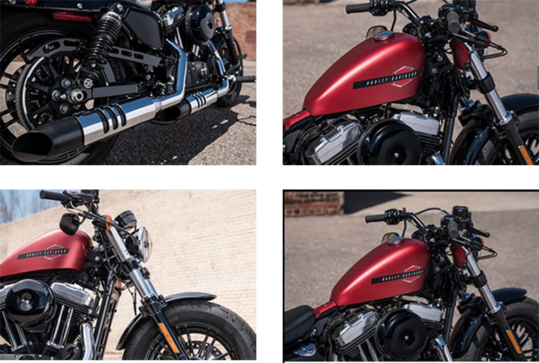 2019 Forty-Eight Harley-Davidson Sportster Specs