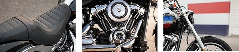2019 Harley-Davidson Low Rider Softail Specs