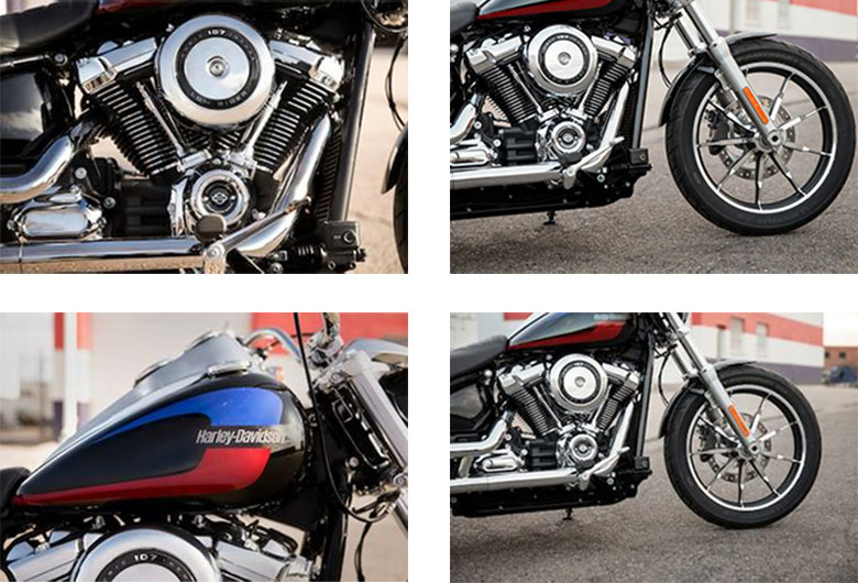 2019 Harley-Davidson Low Rider Softail - Review Specs Price