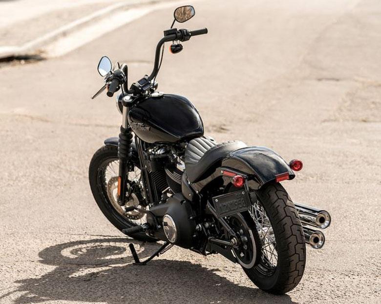 2019 Street Bob Harley-Davidson Softail