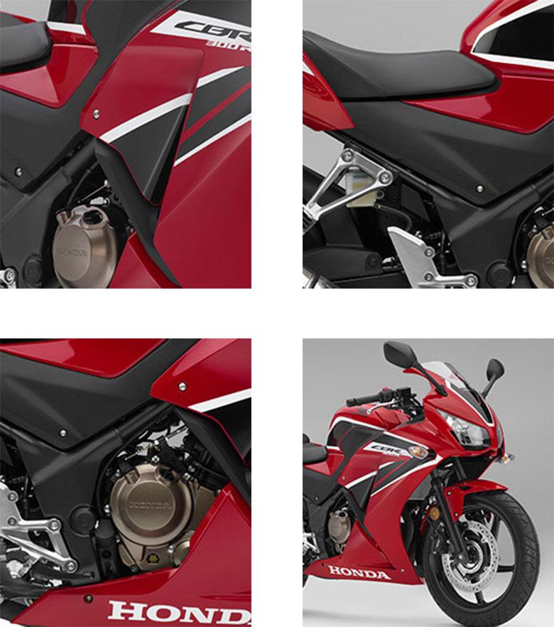 CBR300R Honda 2018 Sports Bike Specs