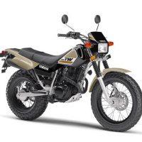 TW200 2018 Yamaha Dual Sports Bike