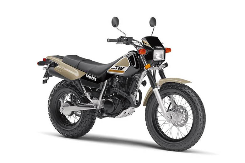 TW200 2018 Yamaha Dual Sports Bike
