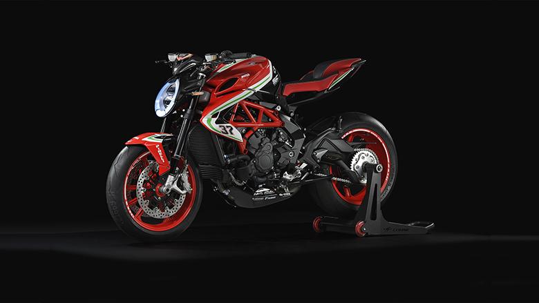 2018 Brutale 800 RC MV Agusta Naked Sports Bike - Review