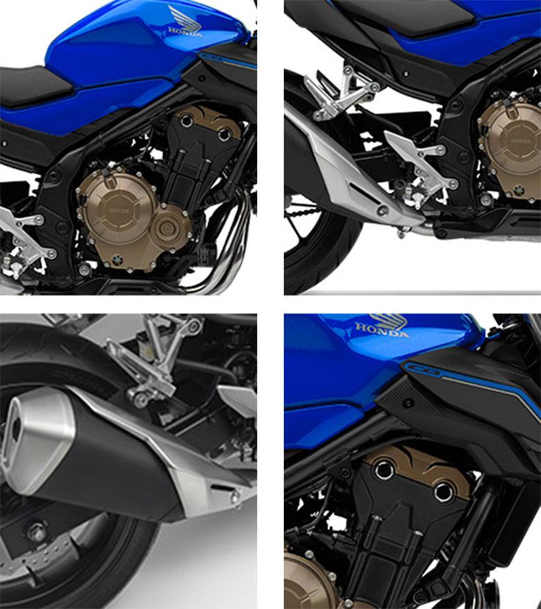 2018 CB500F Honda Sports Bike Specs