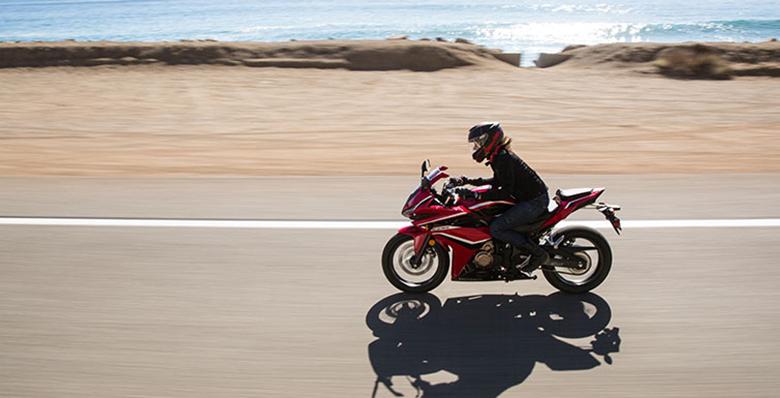 2018 CBR500R Honda Sports Bike