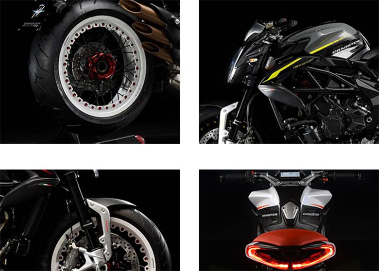 2018 Dragster 800 RR MV Agusta Naked Bike Specs