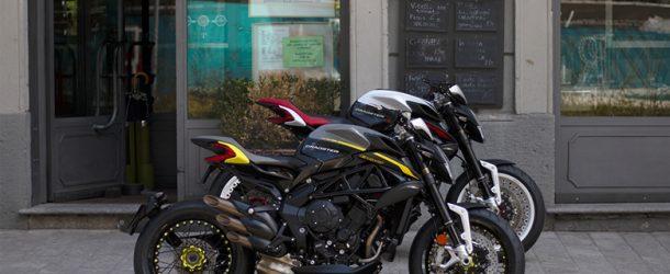 2018 Dragster 800 RR MV Agusta Naked Bike