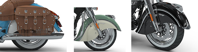 2018 Indian Chief Vintage Cruisers Specs