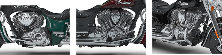 2018 Indian Springfield Cruisers Specs