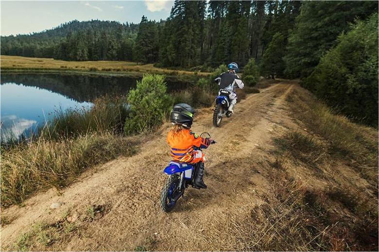 2018 PW50 Yamaha Dual Sports Bike