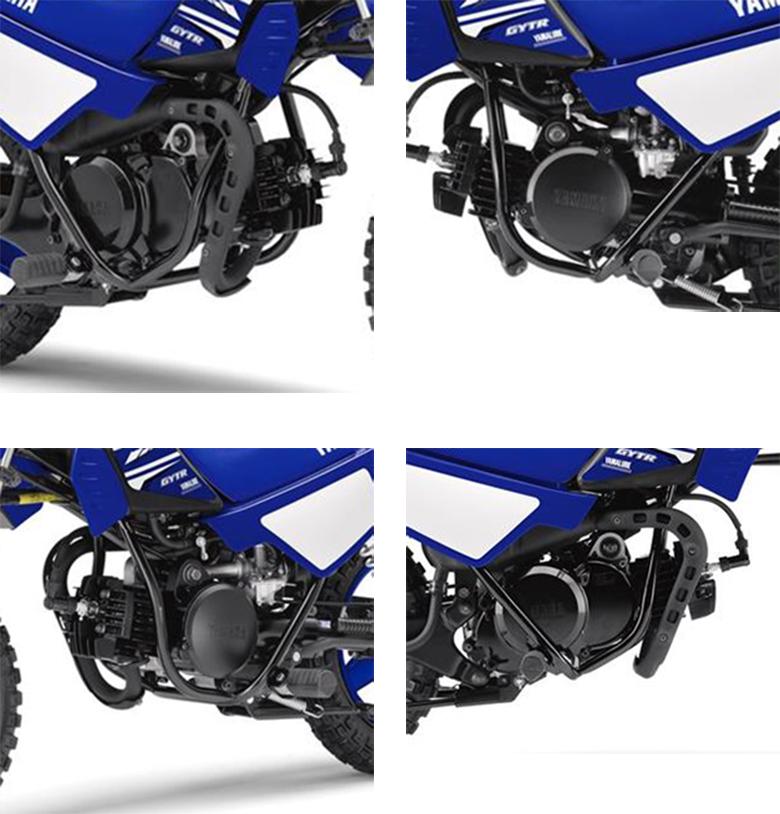 2018 PW50 Yamaha Dual Sports Bike Specs