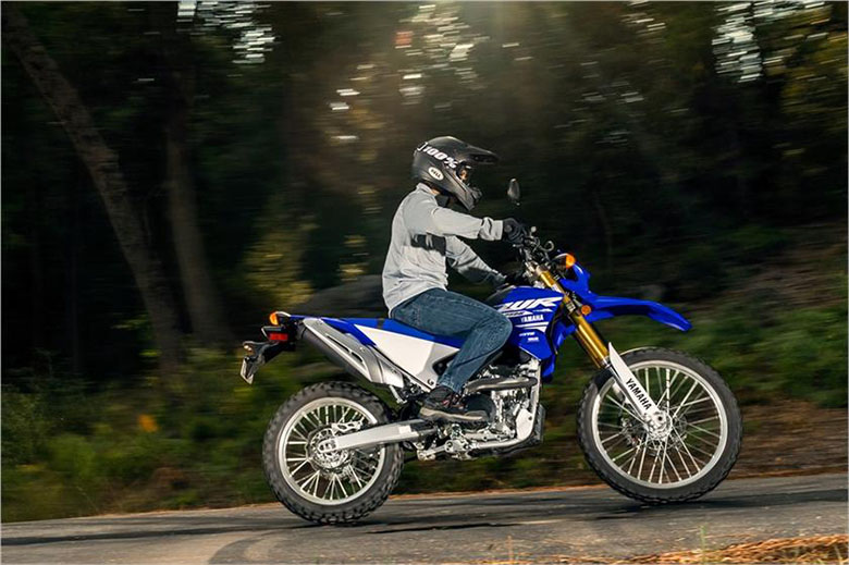 2018 WR250R Yamaha Dual Sports Bike