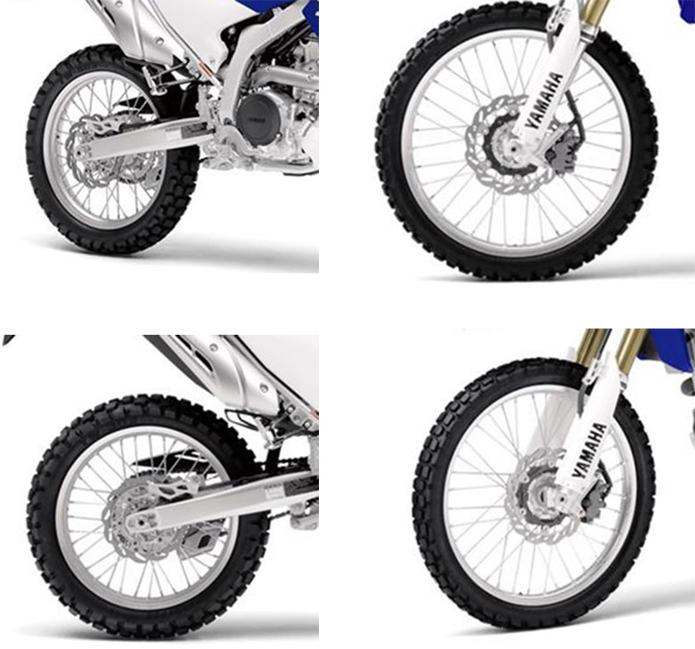 2018 WR250R Yamaha Dual Sports Bike Specs