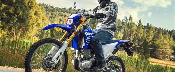 2018 WR250R Yamaha Dual Sports Bike