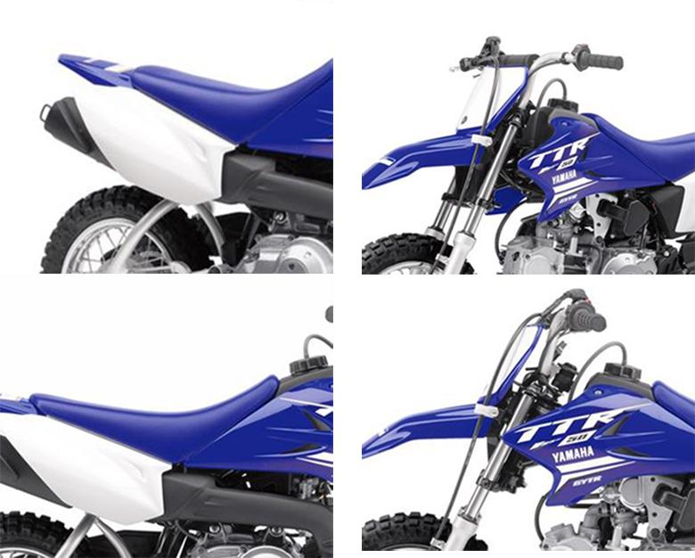 2018 Yamaha TT-R50E Trail Dirt Bike Specs