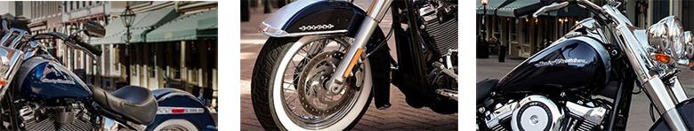2019 Deluxe Harley-Davidson Softail Specs