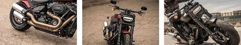 2019 Fat Bob Harley-Davidson Softail Specs